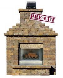 Outdoor Fireplace Chimney Cap - fontana