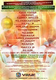 ra d u0026g deep garage christmas party at southwark rooms london