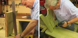 Building Outdoor Furniture What Wood To Use by How To Build An Outdoor Bench Today U0027s Homeowner