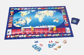 Haba Bad Rodach Haba Spiel Terra Kids Länder Der Welt 4530 Echtkind