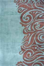Turquoise Area Rug New Wave Nw 088 Turquoise Area Rug