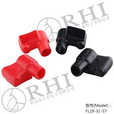 wiring accessories battery wire caps plastic car battery terminal