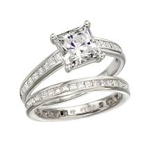 platinum princess cut engagement rings erica engagement ring platinum engagement