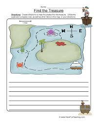 4th grade map skills worksheets free worksheets library download