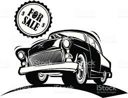 classic cars clip art classic car clipart vector art pencil and in color classic car