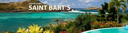 Saint Barts Map by Caribbean Cruise Ports Facebook Punchaos Com