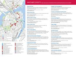 Boston Walking Map by Boston Harborfest Boston Ma Ettractions Com