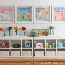 Playroom Storage Furniture by