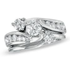 ring sets zales wedding ring sets mindyourbiz us