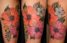 Fairy And Flower Tattoo Designs Beautiful Fairy Flowers Tattoo Design All Tattoos For Men
