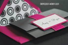 wedding cards order at lahore on