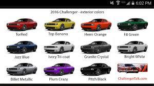 2016 color options page 2 srt hellcat forum