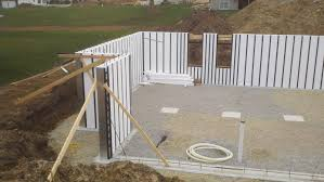 new lizer homestead basement forms up