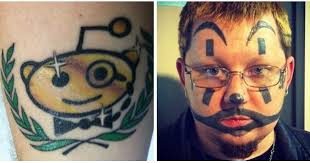 bad tattoos the funniest bad tattoos ever seen