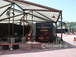 uss halloween horror nights 2012 second drop attractions democracy is more terrifying than you