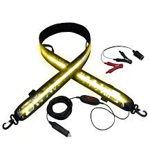 Camping Led Strip Lights by Qvledcly Led Yellow Strip Camping Light Qvee Automotive