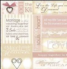 Wedding Scrapbook Supplies Papers Quotes Like Success