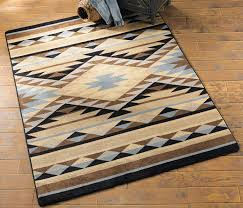 southwest rugs sallisaw blue southwestern rug collection lone