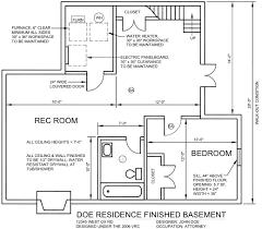 basement layout plans finishing a basement building arlington