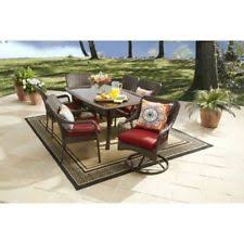 Patio Dining Chairs Clearance Patio Dining Set Clearance 5 Furniture Outdoor Wicker Steel