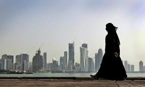 siege social but wealthy qatar weathers siege but personal and political costs