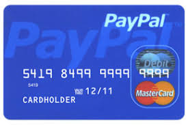 free debit card free paypal debit card the daily goodie bag