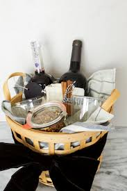 how to make a gift basket mulled wine gift basket for 50 make your own
