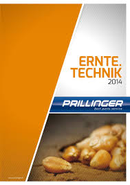 erntetechnik 2014 by prillinger at issuu