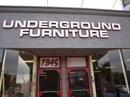 Furniture Stores Modern by Underground Furniture Modern Furniture About Us San Diego