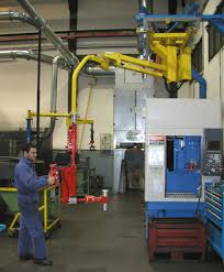 manipulator for mechanical parts manual handlinf of mechanical parts
