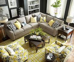 Living Room Sets With Accent Chairs Living Room Sets With Accent Chairs Black And Yellow Armchair