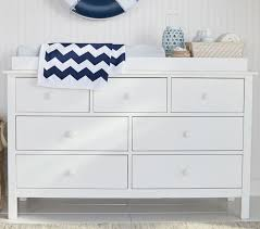 White Changing Table Topper Kendall Wide Dresser Topper Set Pottery Barn