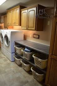 Commercial Laundry Folding Table Love The Laundry Room Art And A Laundry Folding Table With Basket