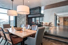 Contemporary Home Interior Designs Pearson Design Group Mountain Modern