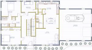 Open Floor House Plan by Small Cape Cod Floor Plans Ideasidea