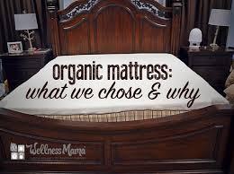 non toxic vs organic mattress review wellness mama