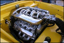 Sho Motor kaiser henry j with taurus sho v6 ford engines