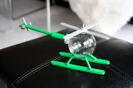 diy helicopter ornament m o d f r u g a l