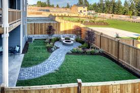 Concrete Slabs For Backyard by 75 Walkway Ideas U0026 Designs Brick Paver U0026 Flagstone Designing Idea