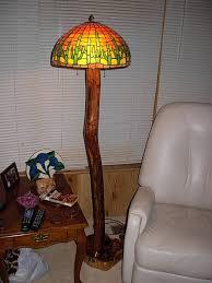 Stained Glass Floor Lamp Pistachio Stained Glass Floor Lamp By Jim Jakosh Lumberjocks
