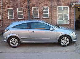 2009 vauxhall astra sxi 1 600 silver ac 3 door manual 58 000 miles