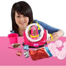 brinquedo menina maquina chocolateria da kitty cozinha