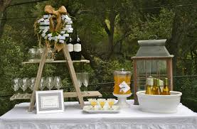 fall party idea chili under the oaks bloom designs