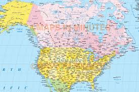 Map Showing Equator Map Of Usa With Longitude And Latitude Lines And Cities Map Usa
