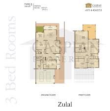 the lakes zulal floor plans