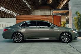 2017 lincoln continental lincoln motor company luxury cars