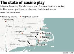 Massachusetts Commission For The Blind In Choosing State U0027s Third Casino License State Faces Risky Bet