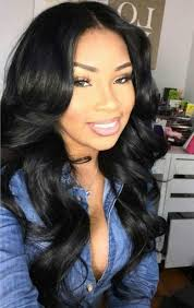 weave hairstyles with middle part photo gallery of long hairstyles black girl viewing 12 of 15 photos