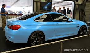 name of bmw preview of bmw m4 in yas marina blue rendering
