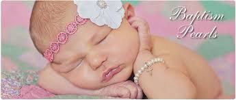 baby jewelry baptism pearl baby baptism christening jewelry gifts for
